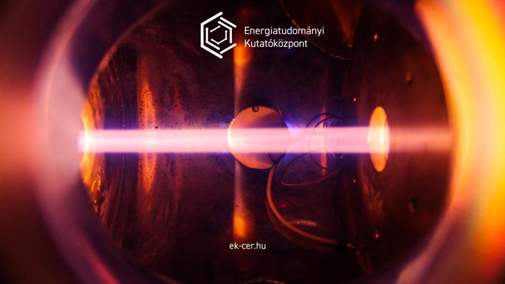EK fúziós plazmafizika diagnosztikai atomnyaláb 4K